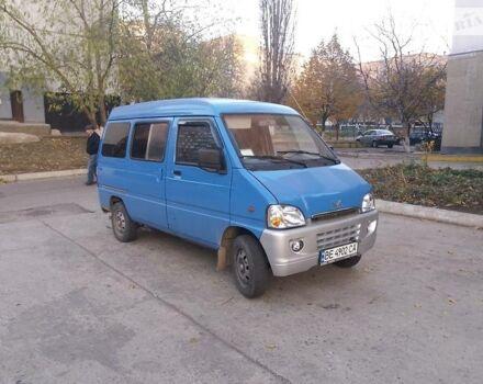 Синій Вулінг ЛЗВ, об'ємом двигуна 1 л та пробігом 190 тис. км за 2300 $, фото 1 на Automoto.ua