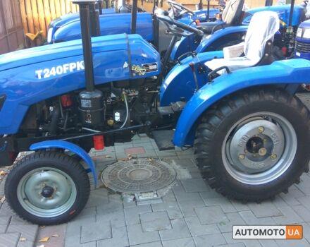 Синий Хингтаи 240, объемом двигателя 24 л и пробегом 0 тыс. км за 4000 $, фото 1 на Automoto.ua