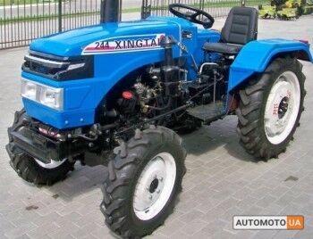 Синій Хингтаі 244, об'ємом двигуна 1.5 л та пробігом 0 тис. км за 2173 $, фото 1 на Automoto.ua