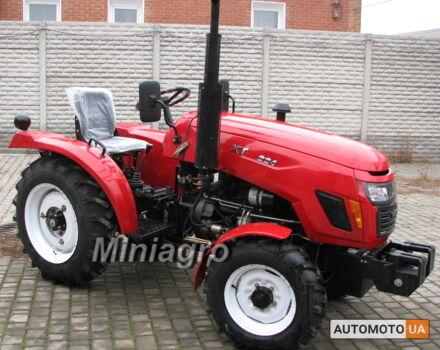 Червоний Хингтаі КСТ 220, об'ємом двигуна 1.49 л та пробігом 0 тис. км за 3750 $, фото 1 на Automoto.ua