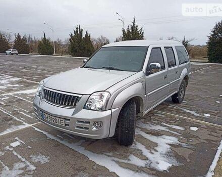 Серый Хинкай 6490, объемом двигателя 2.2 л и пробегом 150 тыс. км за 6000 $, фото 1 на Automoto.ua