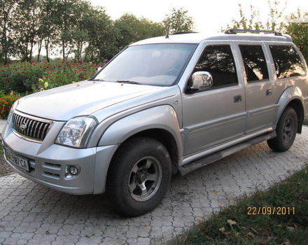 Серый Хинкай 6490, объемом двигателя 0 л и пробегом 30 тыс. км за 6595 $, фото 1 на Automoto.ua