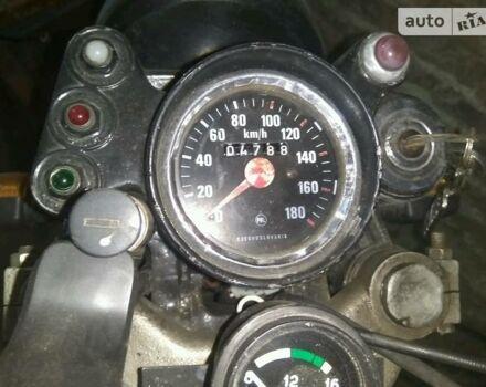 Желтый Ява-cz 350, объемом двигателя 3.5 л и пробегом 4 тыс. км за 303 $, фото 1 на Automoto.ua