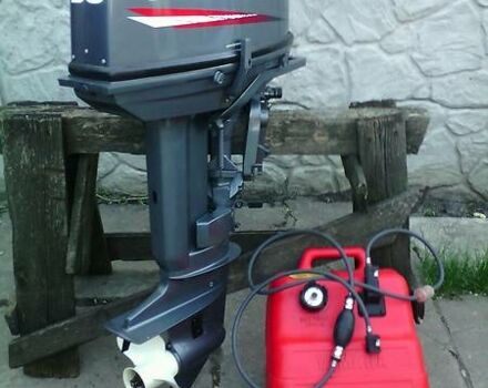 Сірий Ямаха 30, об'ємом двигуна 3 л та пробігом 1 тис. км за 2550 $, фото 1 на Automoto.ua