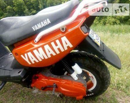 Червоний Ямаха BWS, об'ємом двигуна 0.1 л та пробігом 31 тис. км за 1200 $, фото 1 на Automoto.ua