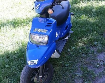Синій Ямаха BWS, об'ємом двигуна 0 л та пробігом 14 тис. км за 172 $, фото 1 на Automoto.ua