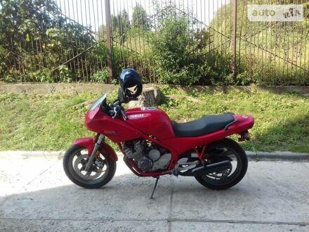 Красный Ямаха Диверсион, объемом двигателя 0.6 л и пробегом 18 тыс. км за 2500 $, фото 1 на Automoto.ua