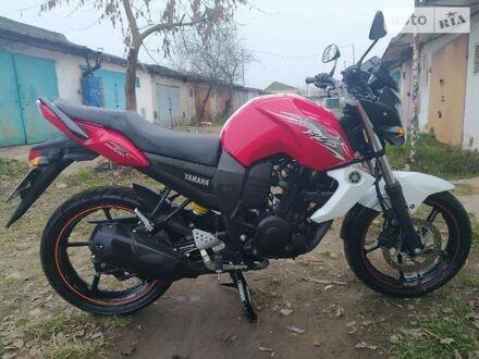 Красный Ямаха ФЗ-С, объемом двигателя 0.15 л и пробегом 3 тыс. км за 1700 $, фото 1 на Automoto.ua
