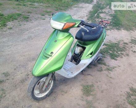 Зелений Ямаха Jog, об'ємом двигуна 0.05 л та пробігом 3 тис. км за 200 $, фото 1 на Automoto.ua