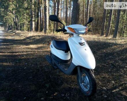 Білий Ямаха Jog, об'ємом двигуна 0.05 л та пробігом 12 тис. км за 630 $, фото 1 на Automoto.ua