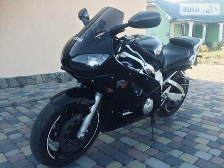 Черный Ямаха Р6, объемом двигателя 0.6 л и пробегом 10 тыс. км за 3800 $, фото 1 на Automoto.ua
