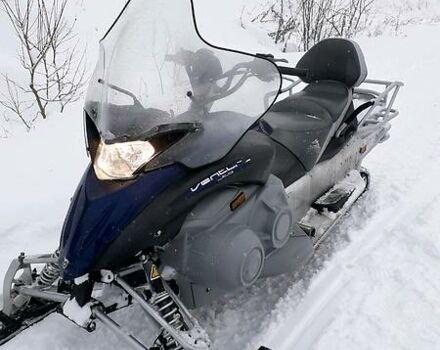 Синий Ямаха Вентура, объемом двигателя 0.5 л и пробегом 6 тыс. км за 6200 $, фото 1 на Automoto.ua