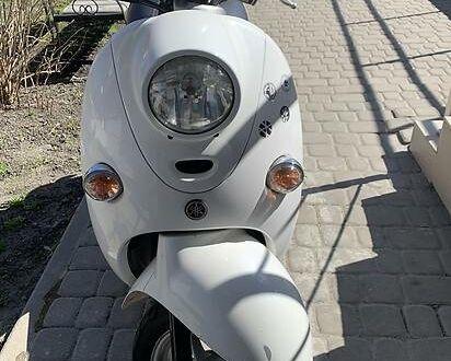Белый Ямаха Вино, объемом двигателя 0.49 л и пробегом 20 тыс. км за 420 $, фото 1 на Automoto.ua