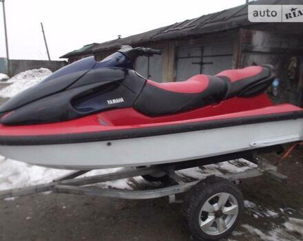 Червоний Ямаха WaveRunner, об'ємом двигуна 0.08 л та пробігом 1 тис. км за 2500 $, фото 1 на Automoto.ua