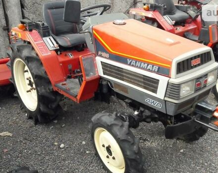 Янмар Ф165, об'ємом двигуна 0 л та пробігом 1 тис. км за 4200 $, фото 1 на Automoto.ua