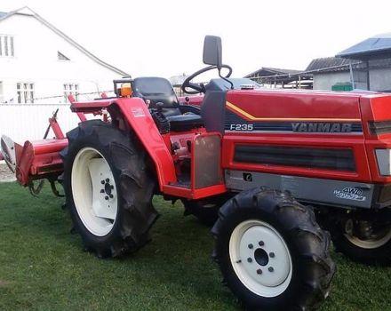 Червоний Янмар Ф235, об'ємом двигуна 2.8 л та пробігом 625 тис. км за 6450 $, фото 1 на Automoto.ua