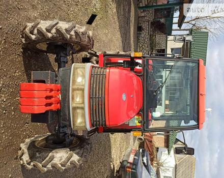 Красный Янмар Ф50, объемом двигателя 0 л и пробегом 1 тыс. км за 13250 $, фото 1 на Automoto.ua