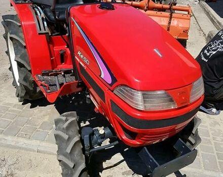 Червоний Янмар Ке, об'ємом двигуна 1.2 л та пробігом 100 тис. км за 5700 $, фото 1 на Automoto.ua