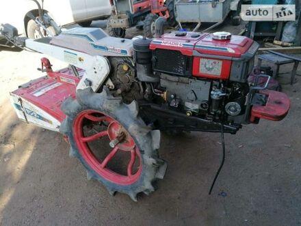 Красный Янмар YB, объемом двигателя 9.5 л и пробегом 1 тыс. км за 1400 $, фото 1 на Automoto.ua