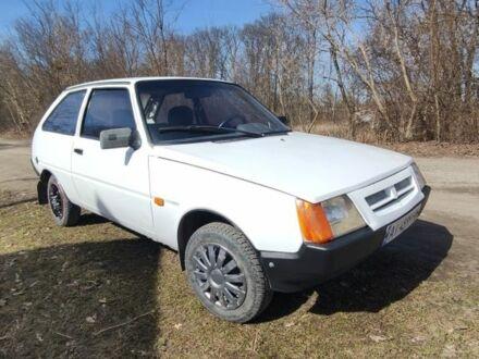 Белый ЗАЗ 1102 Таврия, объемом двигателя 1 л и пробегом 88 тыс. км за 1072 $, фото 1 на Automoto.ua