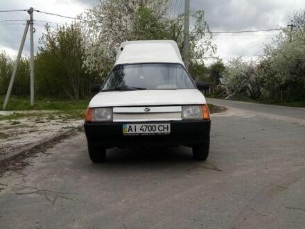 Белый ЗАЗ 1102 Таврия, объемом двигателя 1.2 л и пробегом 101 тыс. км за 750 $, фото 1 на Automoto.ua