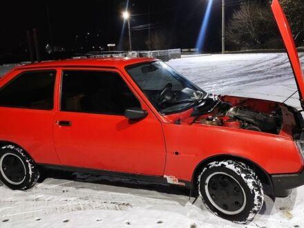 Червоний ЗАЗ 1102 Таврія, об'ємом двигуна 1.3 л та пробігом 57 тис. км за 1500 $, фото 1 на Automoto.ua