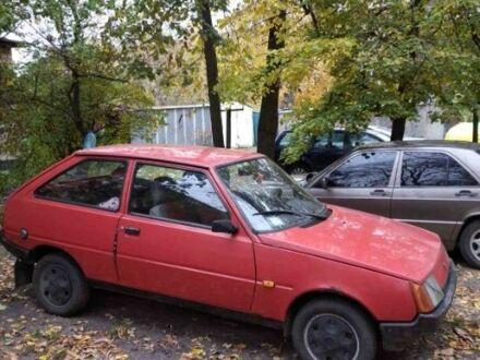 Красный ЗАЗ 1102 Таврия, объемом двигателя 1.1 л и пробегом 82 тыс. км за 1350 $, фото 1 на Automoto.ua