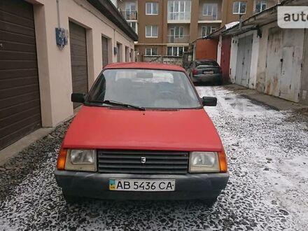 Красный ЗАЗ 1102 Таврия, объемом двигателя 1.1 л и пробегом 167 тыс. км за 679 $, фото 1 на Automoto.ua