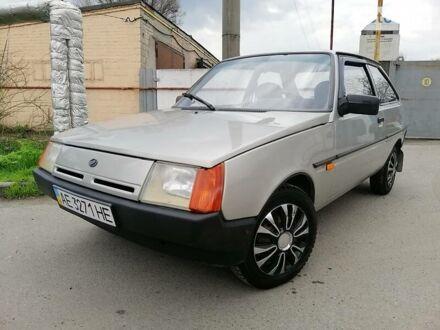 Серый ЗАЗ 1102 Таврия, объемом двигателя 1.2 л и пробегом 102 тыс. км за 2200 $, фото 1 на Automoto.ua