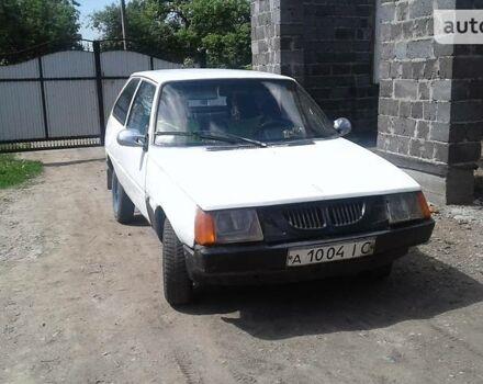 Белый ЗАЗ 1102 Таврия, объемом двигателя 1.1 л и пробегом 10 тыс. км за 450 $, фото 1 на Automoto.ua