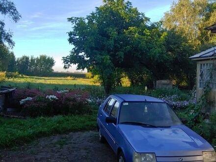 Голубой ЗАЗ 1103 Славута, объемом двигателя 1.3 л и пробегом 80 тыс. км за 1787 $, фото 1 на Automoto.ua