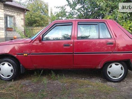 Красный ЗАЗ 1103 Славута, объемом двигателя 1.2 л и пробегом 100 тыс. км за 1200 $, фото 1 на Automoto.ua