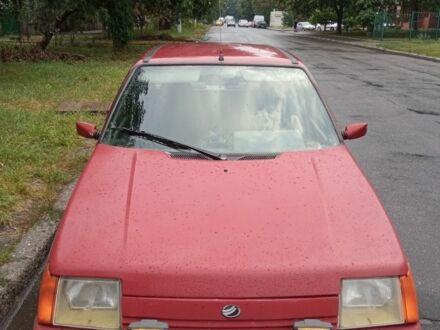 Красный ЗАЗ 1103 Славута, объемом двигателя 1.2 л и пробегом 154 тыс. км за 1300 $, фото 1 на Automoto.ua