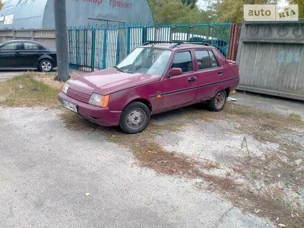 Красный ЗАЗ 1103 Славута, объемом двигателя 1.3 л и пробегом 100 тыс. км за 1600 $, фото 1 на Automoto.ua