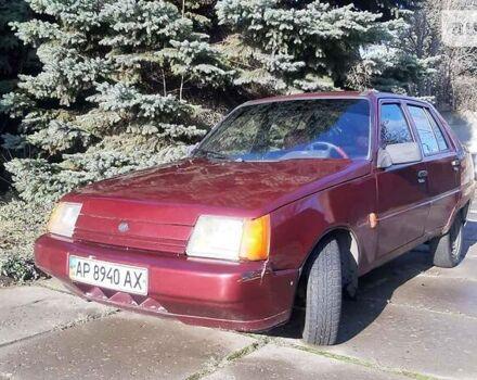 Червоний ЗАЗ 1103 Славута, об'ємом двигуна 0 л та пробігом 198 тис. км за 1200 $, фото 1 на Automoto.ua