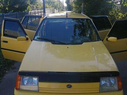 Желтый ЗАЗ 1103 Славута, объемом двигателя 1.2 л и пробегом 62 тыс. км за 1550 $, фото 1 на Automoto.ua