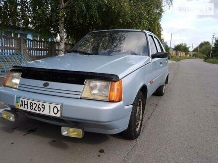 Серый ЗАЗ 1103 Славута, объемом двигателя 1.2 л и пробегом 130 тыс. км за 1800 $, фото 1 на Automoto.ua