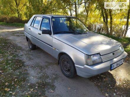 Серый ЗАЗ 1103 Славута, объемом двигателя 1.2 л и пробегом 195 тыс. км за 1499 $, фото 1 на Automoto.ua