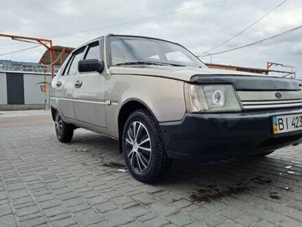 Серый ЗАЗ 1103 Славута, объемом двигателя 1.3 л и пробегом 120 тыс. км за 1600 $, фото 1 на Automoto.ua