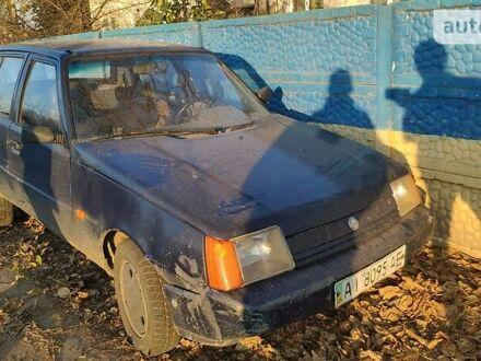 Синий ЗАЗ 1103 Славута, объемом двигателя 1.2 л и пробегом 25 тыс. км за 599 $, фото 1 на Automoto.ua