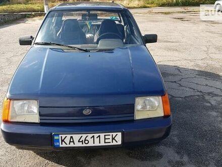 Синий ЗАЗ 1103 Славута, объемом двигателя 1.2 л и пробегом 55 тыс. км за 1900 $, фото 1 на Automoto.ua