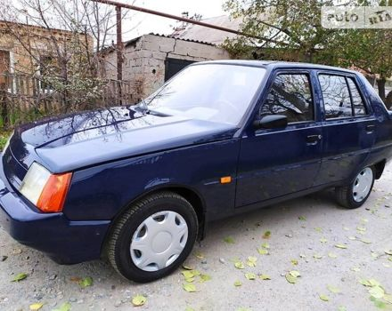 Синій ЗАЗ 1103 Славута, об'ємом двигуна 1.3 л та пробігом 19 тис. км за 3300 $, фото 1 на Automoto.ua