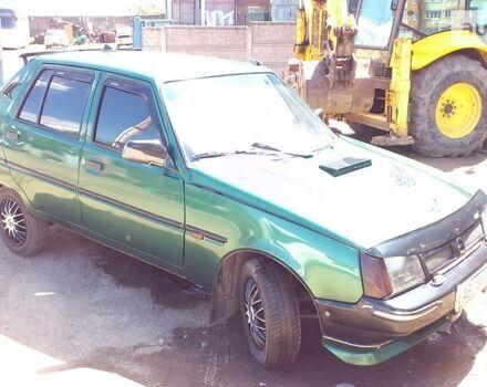 Зеленый ЗАЗ 1103 Славута, объемом двигателя 1.2 л и пробегом 167 тыс. км за 1750 $, фото 1 на Automoto.ua