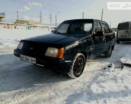 Синий ЗАЗ 1103 Славута, объемом двигателя 1.3 л и пробегом 33 тыс. км за 1500 $, фото 1 на Automoto.ua