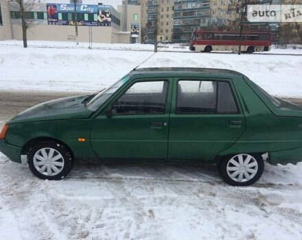 Зелений ЗАЗ 1103 Славута, об'ємом двигуна 1.3 л та пробігом 150 тис. км за 1750 $, фото 1 на Automoto.ua