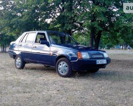 Синій ЗАЗ 1103 Славута, об'ємом двигуна 0 л та пробігом 118 тис. км за 2000 $, фото 1 на Automoto.ua