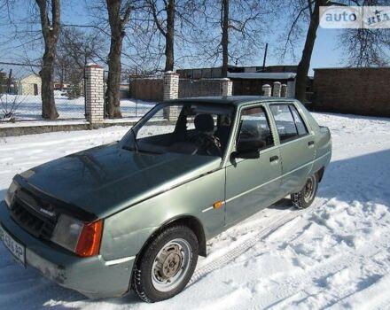 Серый ЗАЗ 1103 Славута, объемом двигателя 0 л и пробегом 87 тыс. км за 1800 $, фото 1 на Automoto.ua