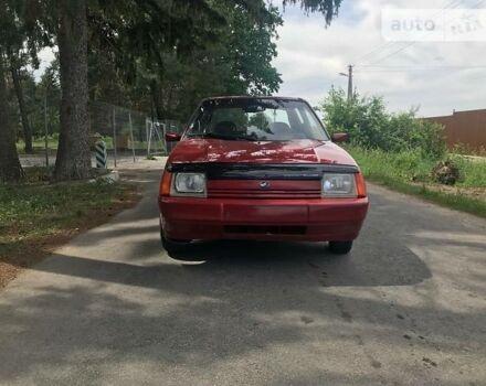 Красный ЗАЗ 1103 Славута, объемом двигателя 1.3 л и пробегом 85 тыс. км за 1550 $, фото 1 на Automoto.ua