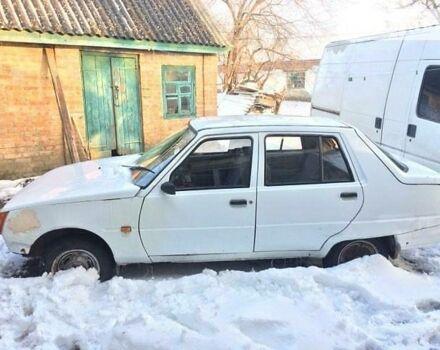 Білий ЗАЗ 1103 Славута, об'ємом двигуна 1.2 л та пробігом 50 тис. км за 1400 $, фото 1 на Automoto.ua
