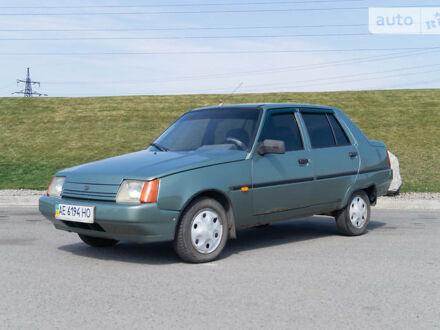 Зеленый ЗАЗ 1103 Славута, объемом двигателя 1.2 л и пробегом 177 тыс. км за 1700 $, фото 1 на Automoto.ua